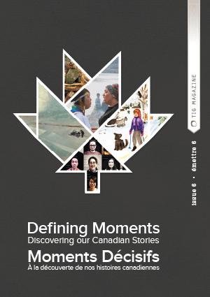 defining moments canada essay
