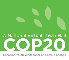 Canadian Youth White Paper on Climate Change (COP20)