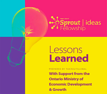 Sprout Ideas Fellowship: Lessons Learned