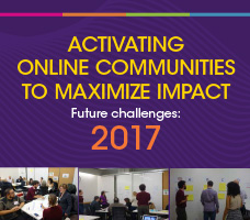 Activating Online Communities to Maximize Impact