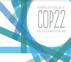 Blue Youth White Paper on Climate Change (COP22)