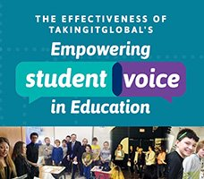 Empowering Student Voice in Education 2015 Evaluation